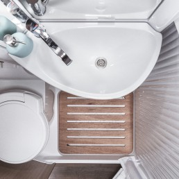 Das WC im Wohnmobil