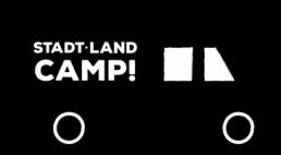 Stadt Land Camp Logo Schmuckelement Womo mit Name