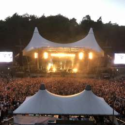 Konzert Pearl Jam Waldbühne Berlin