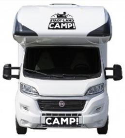 Stadt Land Camp WOW-mobil Allesbändiger XL Frontansicht