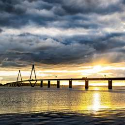 Dänemark - Öresund Brücke