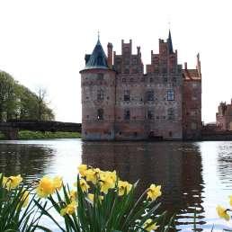 Dänemark - Fyn Egeskov Burg