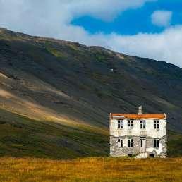 Island - beeindruckende Kontraste - geschaffen von Mensch und Natur