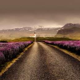 Island - jeder Straßenkilometer ein optischer Genuss