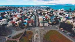 Island - Reykjavik