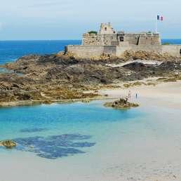 Saint-Malo in der Bretagne