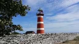 Leuchtturm auf Gotland