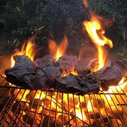 für ein gutes Steak muss es nicht immer ins Restaurant gehen