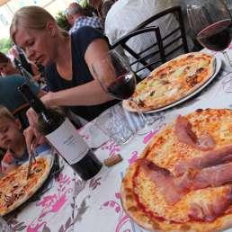 die beste Pizza in Menaggio am Comer See