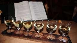 Weinprobe an der Mosel