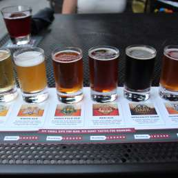 Craft Beer Tasting in Portland