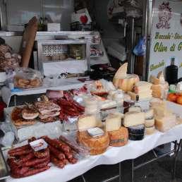 der Markt in Gaeta