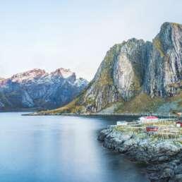 Hamnøy auf den Lofoten