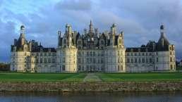 Château de Chambord an der Loire