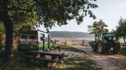 Landvergnügen on Tour auf dem Luisenhof