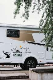 StadtLandCamp! Zwei-Mann-Zelt auf Tour