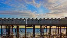 Schwedische Riviera bei Helsingborg
