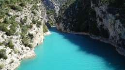 Die Gorge du Verdon in der Provence
