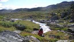 Jotunheimen National Park in Norwegen