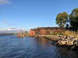 Alte Schiffswerft in Middelfart