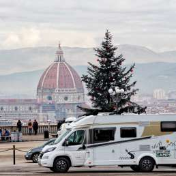 WOW-mobil in Florenz