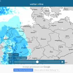 Infozentrale - Wetter Radar