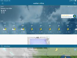 Infozentrale - Wetterinfos