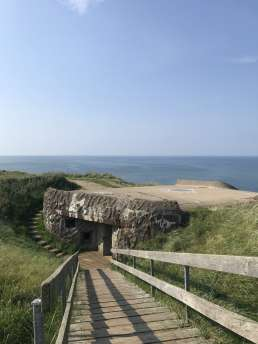 Natur-Camping Blogpost - Das Bunkermuseum in Hansholm in Dänemark