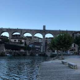 Aqueduc de Saint-Nazaire-en-Royans