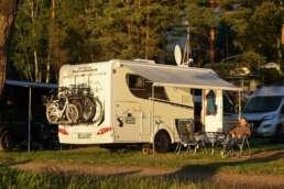 Stadt Land Camp! Wohnmobil am Plauer See