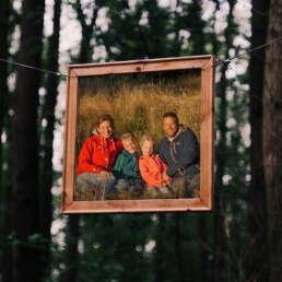Steckbrief-Image - Familie Weber - Wenn man von Schweden träumt