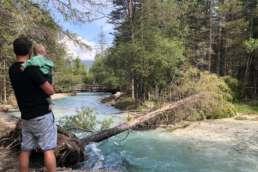 Familie Heitmeier mit Miet Wohnmobil von Stadt Land Camp auf Elternzeittour