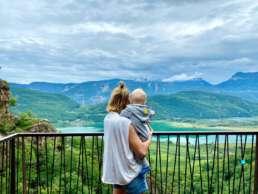 Atemberaubende Ausblicke über den Kalterer See