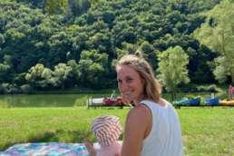 Camping an der Wasserkante - in Ediger Eller an der Mosel