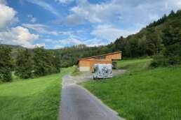 Landvergnügen Stopp in Siegen bei Koblenz
