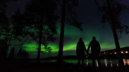 Maren & Manuel genießen die unfassbaren Himmelsphänomene